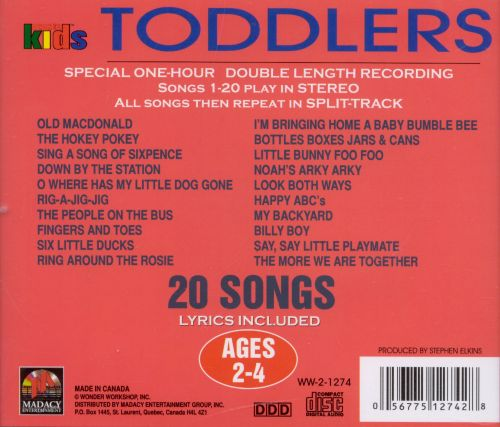 Toddlers Sing & Learn