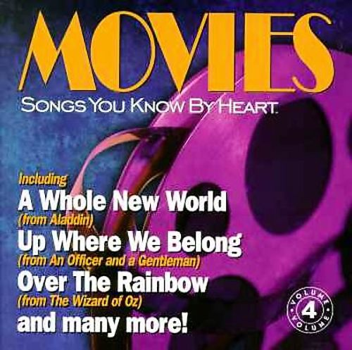Songs You Know by Heart: Movies