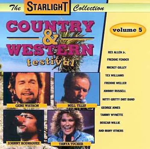 Country & Western, Vol. 5