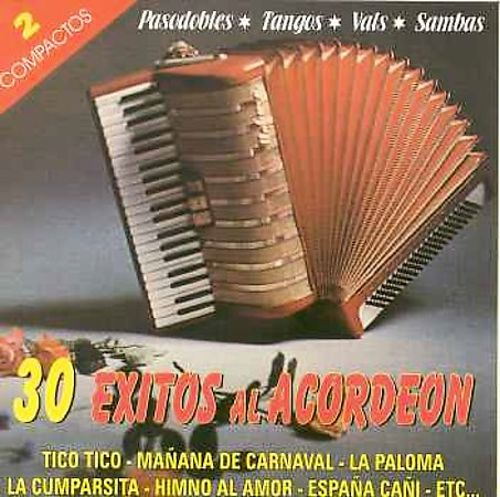 30 Exitos Al Accordeon