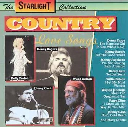 Country Love Songs: The Starlight Collection