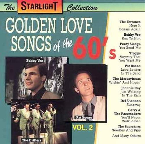 Golden Love Songs of 60s, Vol. 2