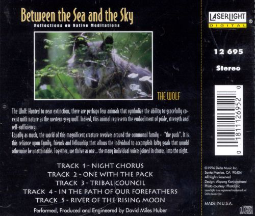 Between the Sea and the Sky: The Wolf