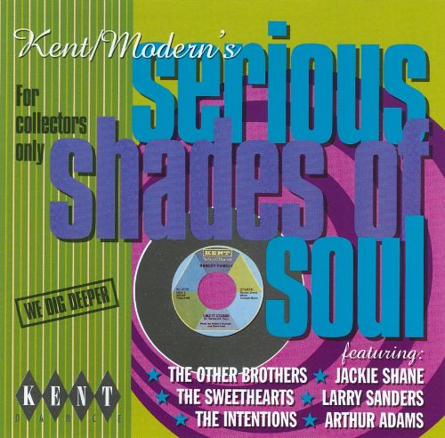 Modern's Serious Shades of Soul