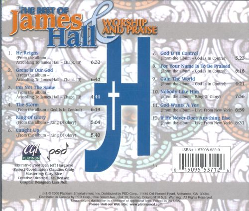 Best of James Hall & Worship and Praise