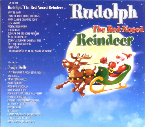 Rudolph the Red Nosed Reindeer [2 CD Delta]