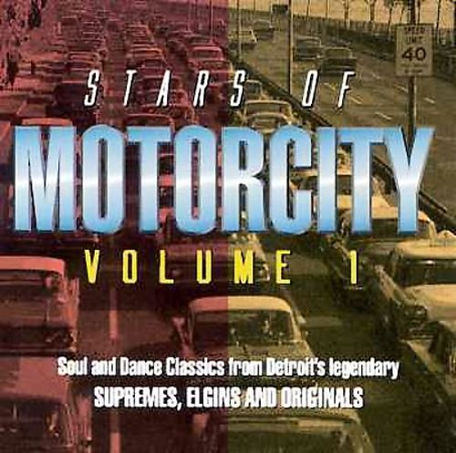Stars of Motorcity, Vol. 1