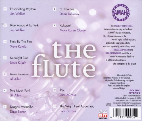 The Flute Contemporary Virtuosos