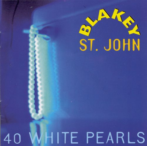 40 White Pearls
