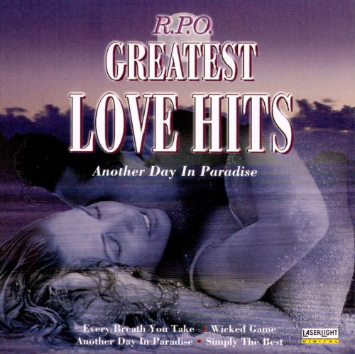 Greatest Love Hits: Another Day in Paradise