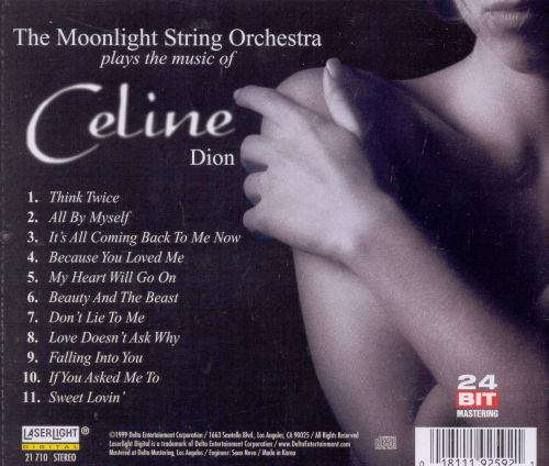 Plays The Music Of Celine Dion