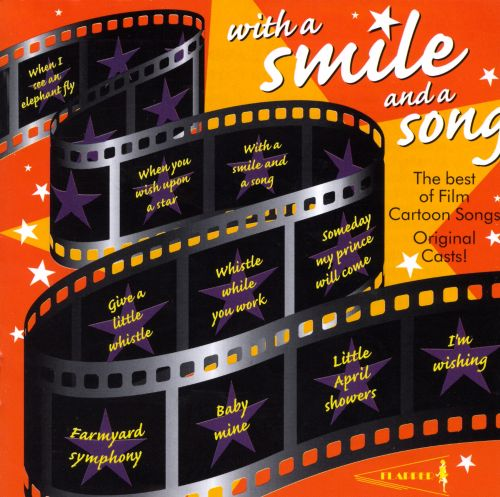 With a Smile and a Song: Best of Film Cartoon Songs