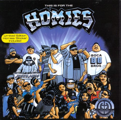 homies soundtrack
