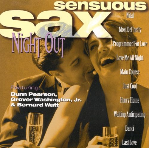 Sensuous Sax: Night Out