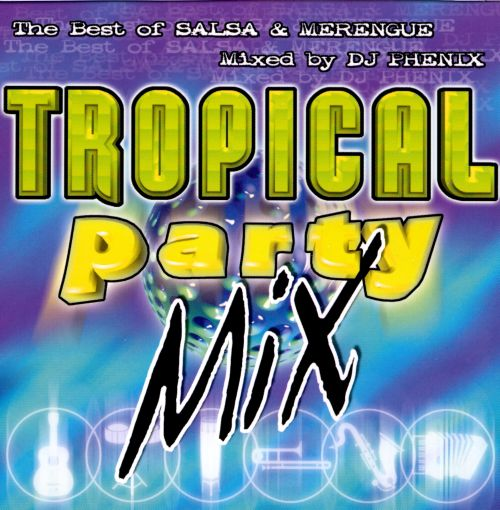 Tropical Party Mix