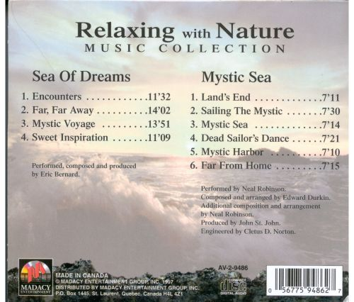 Relaxing with Nature Music Collection