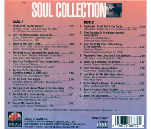 Soul Collection: Great