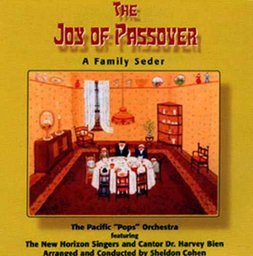 The Joy of Passover: A Family Seder