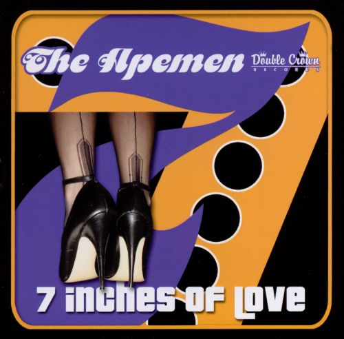 7 Inches of Love: A Complete Collection of Singles and Compilation Tracks