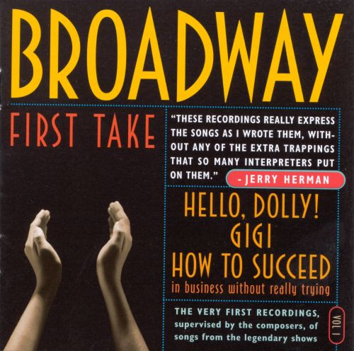 Broadway First Take, Vol. 1