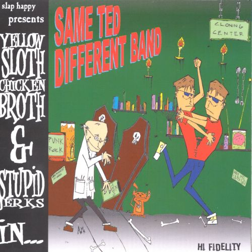 Same Ted Different Band
