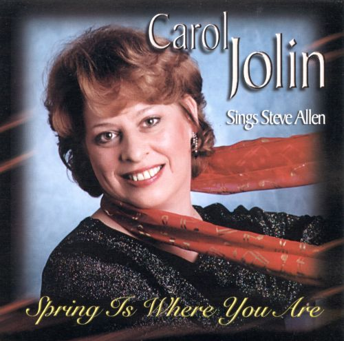 Sings Steve Allen: Spring Is Where You Are