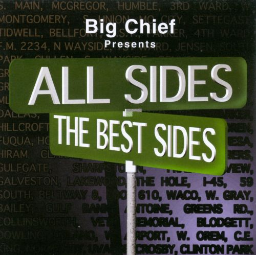 Big Chief Presents: All Side the Best Side