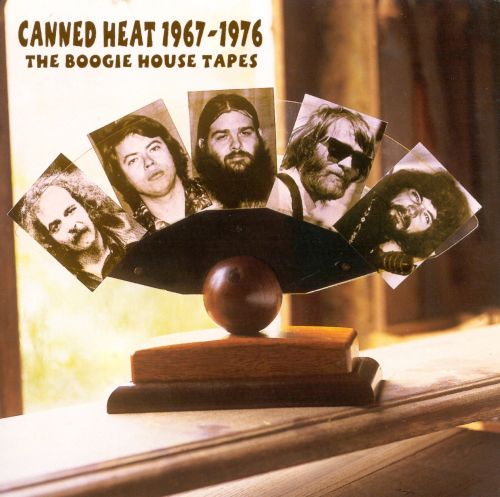 Canned Heat 1967-1976: The Boogie House Tapes
