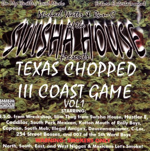 Texas Chopped III Coast Game, Vol 1