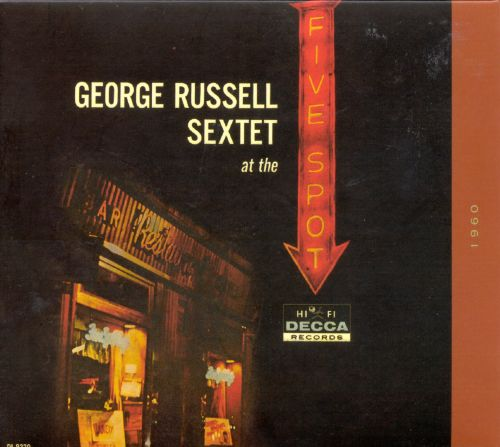 George Russell Sextet at the Five Spot