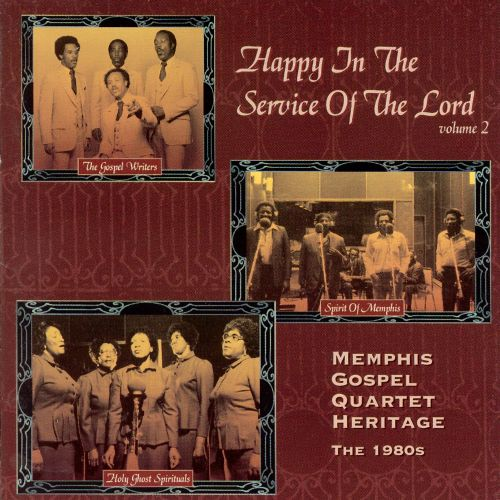 Happy in the Service of the Lord, Vol. 2