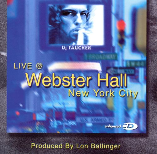 Live at Webster Hall, New York City