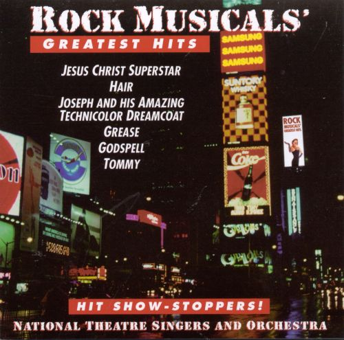 Rock Musicals' Greatest Hits