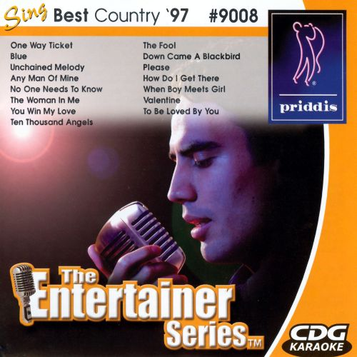 Sing Best Country '97