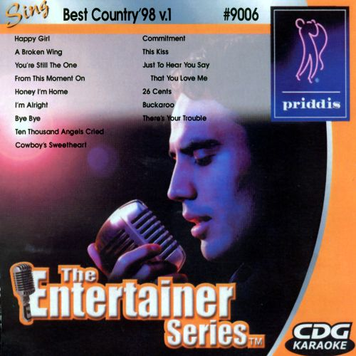 Sing Best Country '98: Vol. 1
