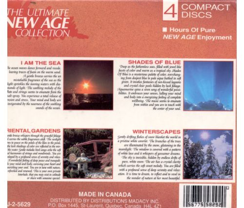 Ultimate New Age Collection