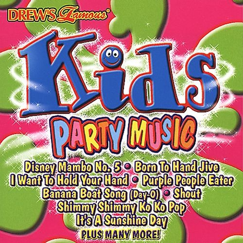 Drew's Famous Kids Party Music