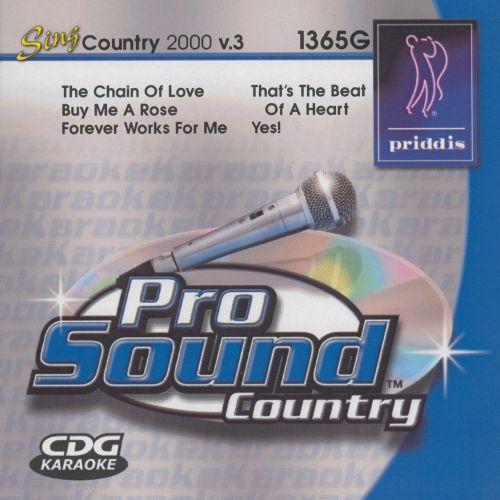 Sing Country 2000 Vol. 3