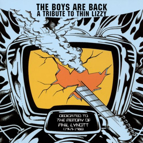 The Boys Are Back in Town: A Thin Lizzy Tribute