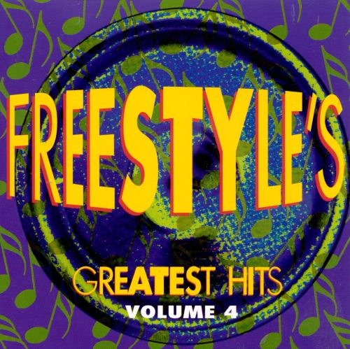 Freestyle's Greatest Hits, Vol. 4 [SPG]