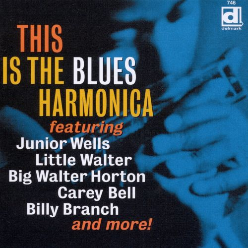 This Is the Blues Harmonica