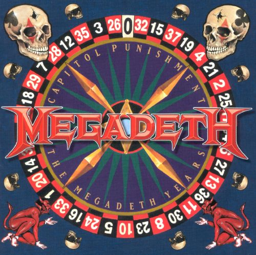 best megadeth compilation