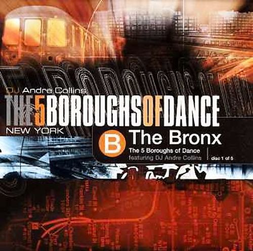 Five Boroughs Compilations, Vol. 1: The Bronx