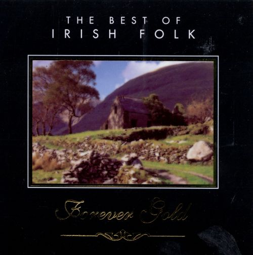 Best of Irish Folk [St. Clair #1]