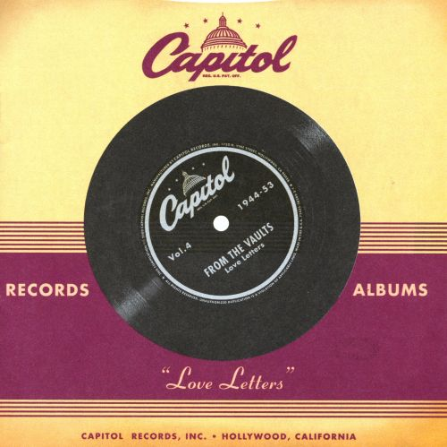 Capitol from the Vaults, Vol. 4: Love Letters