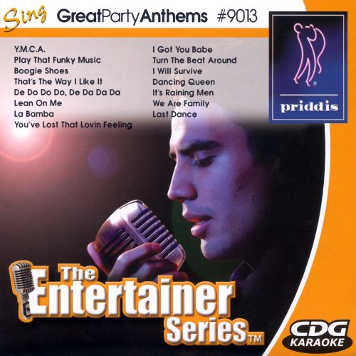 Sing Great Party Anthems