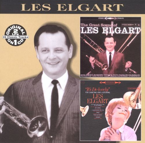 The Great Sound of Les Elgart/It's De-Lovely