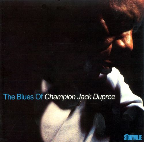 Blues of Champion Jack Dupree