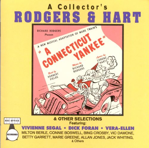 Collector's Rodgers and Hart