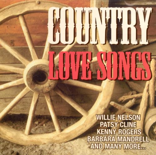 Countey love songs